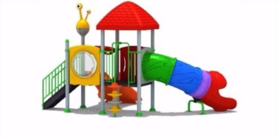 Plaza De Paillaco Contara Con Colorido Y Seguro Juego Modular Para