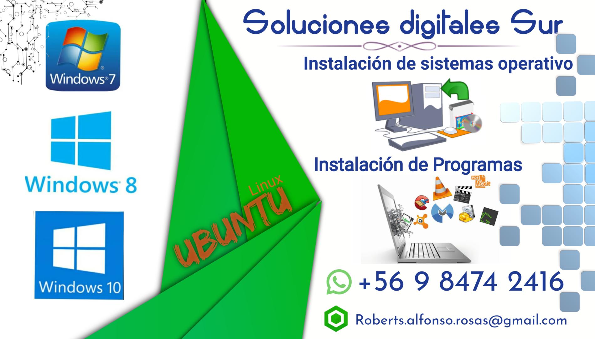 Soluciones digitales