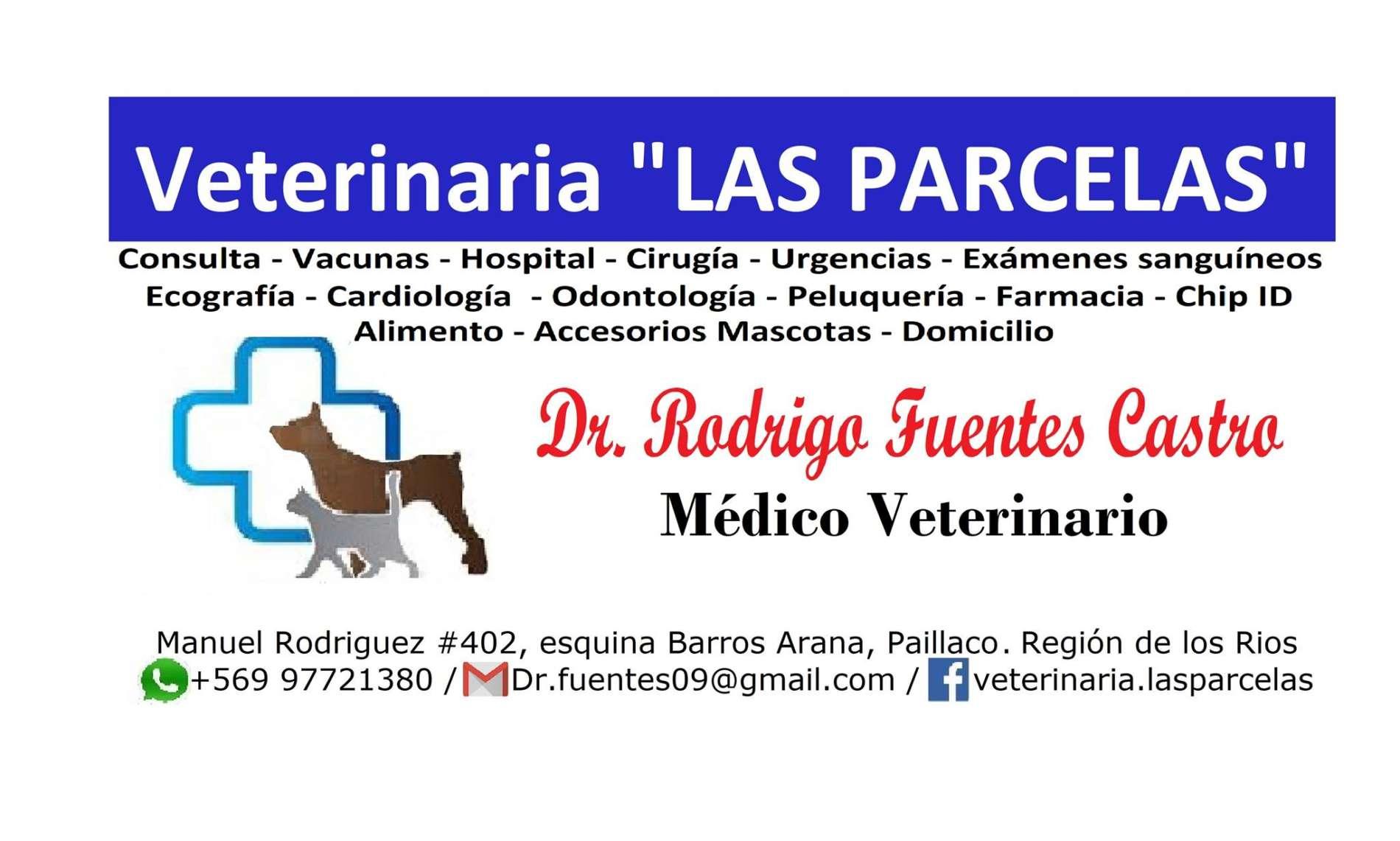 Veterinaria Las Parcelas